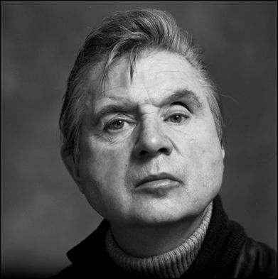 Photographic portrait of Francis Bacon