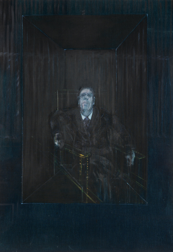 Did Francis Bacon wear glasses?